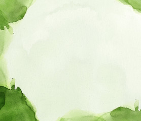 Abstract Watercolor background, Watercolor paint high resolution