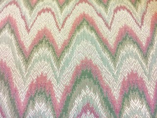textile abstract zigzag pattern