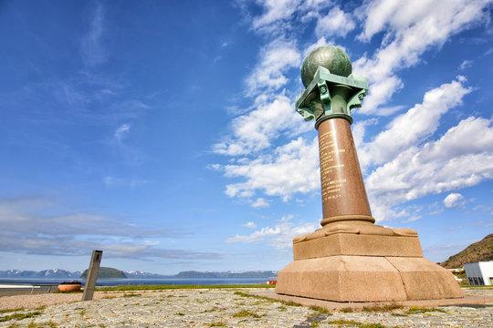 Struve Geodesic Arc, Hammerfest, Norway