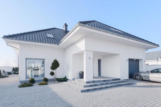 Enormous modern villa