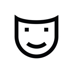 Mask Vector Icon