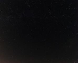 Perseids Meteor Shower. Atronomy Night Photography
