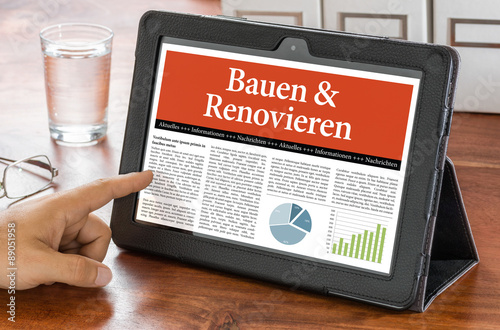 Bauen und renovieren stock photo and royalty free images for Bauen und renovieren
