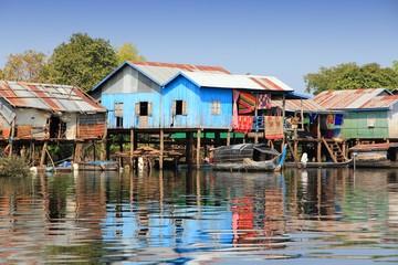 Rural Cambodia - Tonle Sap