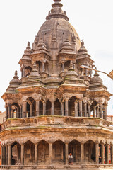 Durbar Square temple, Nepal