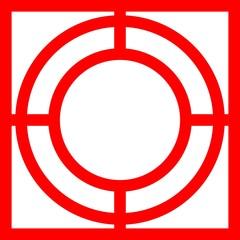 150813-Fadenkreuz_Crosslines_Ziel_Target_Focus_rot