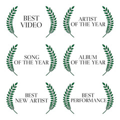 Music Video Awards Categories 1