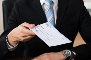 Cash a Cashier's Check