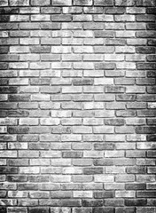 brick wall texture or background, gray colour