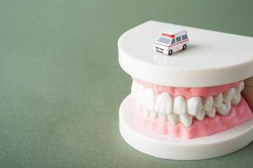 歯の健康と救急車