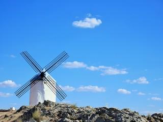 ラ・マンチャの風車 Windmills, Castilla La Mancha, Spain