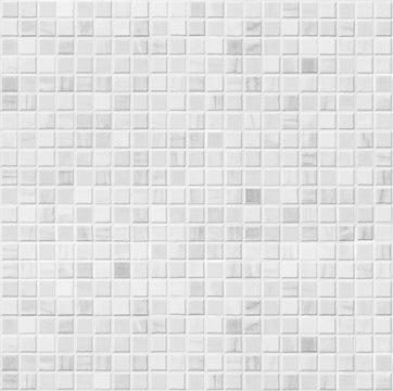 white ceramic bathroom wall tile seamless pattern