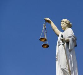 Lady Justice Rotterdam
