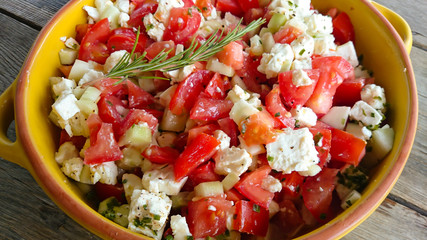 salade de tomates 14082015