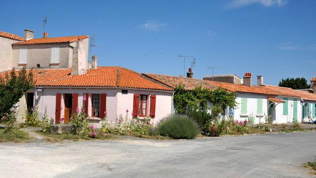 Maisons typiques 2, ile d'Aix