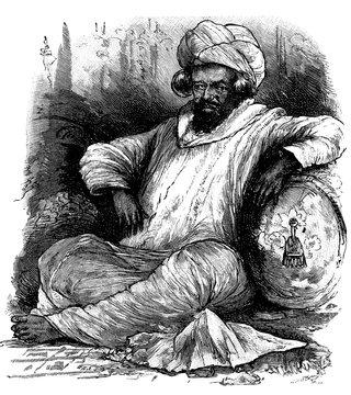 Sultan - Traditional Arabian
