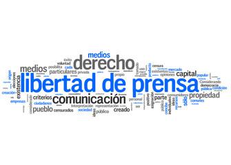libertad de prensa (medios, periodista)