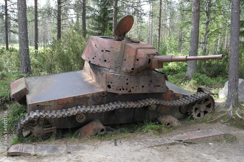фото старая военная техника