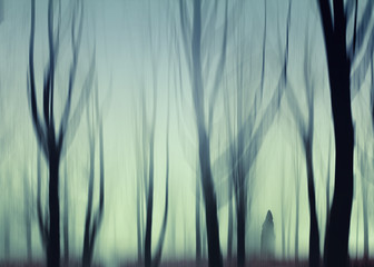 Horror Halloween Abstract  background.