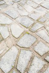 stone path walk way