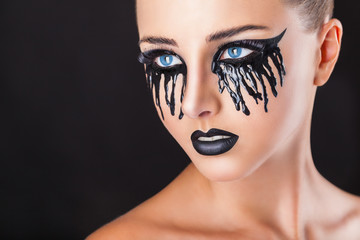 Black tears