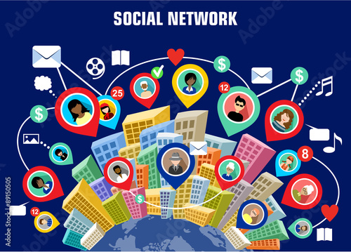 social networking project How social networking can be effective in business, communications, government, and academic institutions by: lauren ely, cassidy killinger, bianca rufino, and.