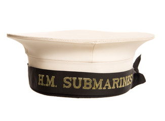 Hm submarines cap cutout