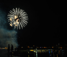 Pyromagic Szczecin 2015 - Fireworks