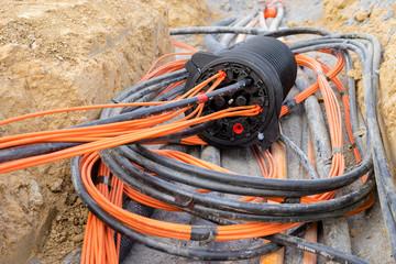 Neue Telefonleitungen