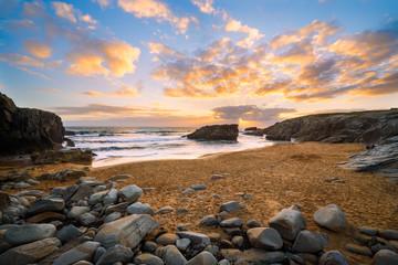 La côte sauvage (Quiberon, Bretagne)