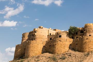 Photo sur Plexiglas Fortification Jaisalmer fort