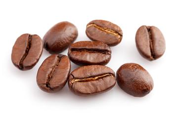 Foto op Aluminium koffiebar roasted coffee beans