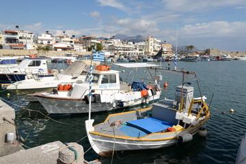 Boote bei Ierapetra, Kreta