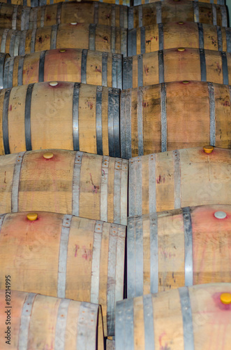 Used Wine Barrels Stock Photo And Royalty Free Images On Fotolia