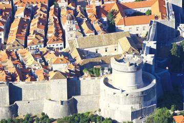 Tower Minceta in Dubrovnik