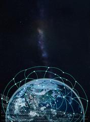 global network on earth