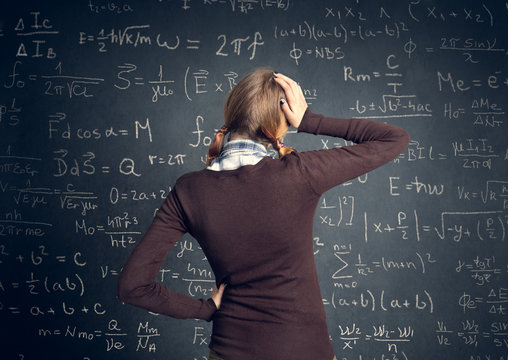 Student have a problem with mathematics