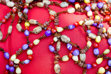 Jamaican Beads Necklace