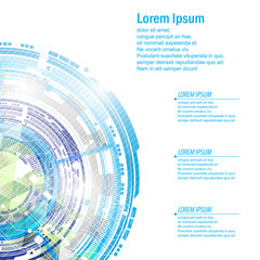 vector abstract telecoms communication innovation concept background