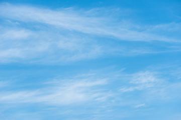 soft sky as background