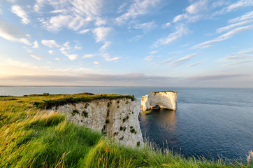 Wall Mural - Old Harry Rocks near Swanage in Dorset