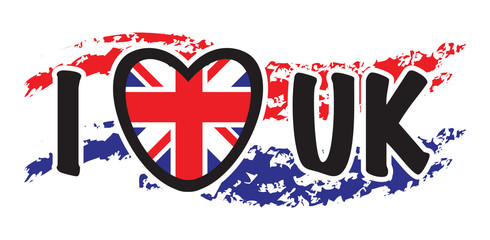 i love the uk