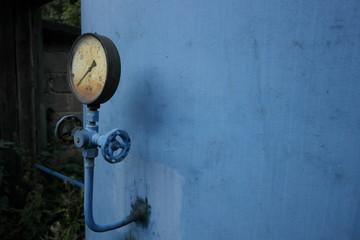 Stary ciśnieniomierz