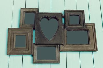 Blank frames for your design