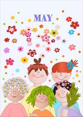 may -maggio