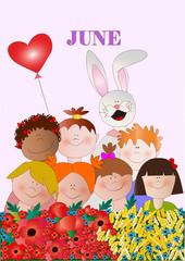 june - giugno