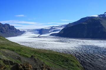 ghiacciaio islandese