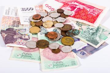 European Bills and Coins