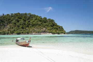 Koh Rok Roy nice for swimming it near Lipe island