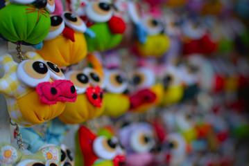 le carnaval des figurines